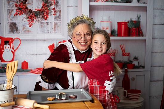 "October 29, 2020 - ""Baking"" with Mrs. Claus Sessions"